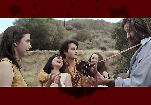 Фото №1 - «Так сказал Чарли» — трейлер фильма о Чарльзе Мэнсоне и его команде хиппи-убийц