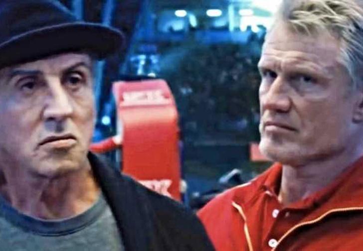 Фото №1 - Вышел новый трейлер фильма «Крид-2» с Сильвестром Сталлоне и Майклом Б. Джорданом