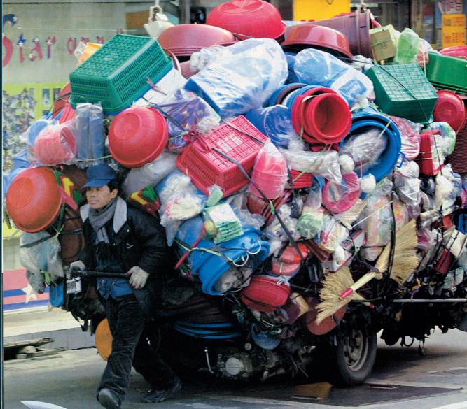 Фото №9 - Короли транспортировки: 9 подвигов со всего мира