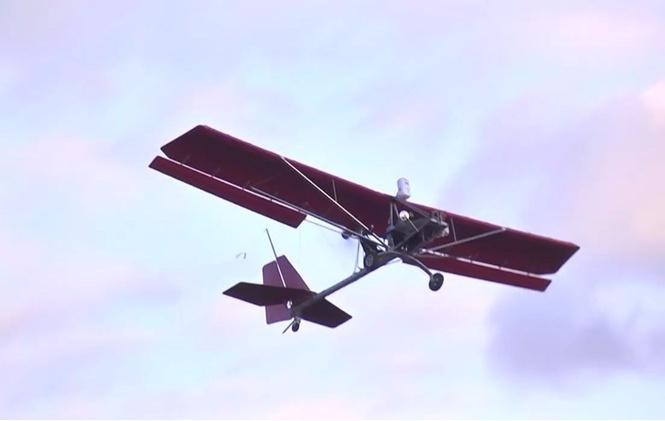 Пилот изЧиты выполнил рискованный трюк ипопал вКнигу рекордов Гиннесса