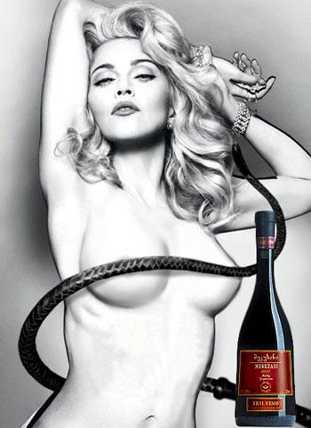Фото №1 - Мадонну снова судят за связь с Грузией!