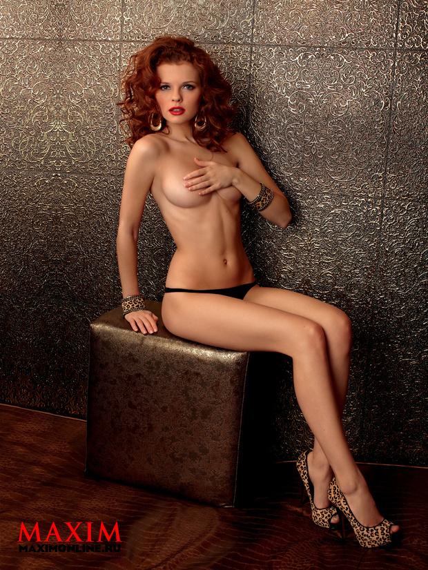 Валери Лахина, звезда рекламных роликов и конкурсов красоты