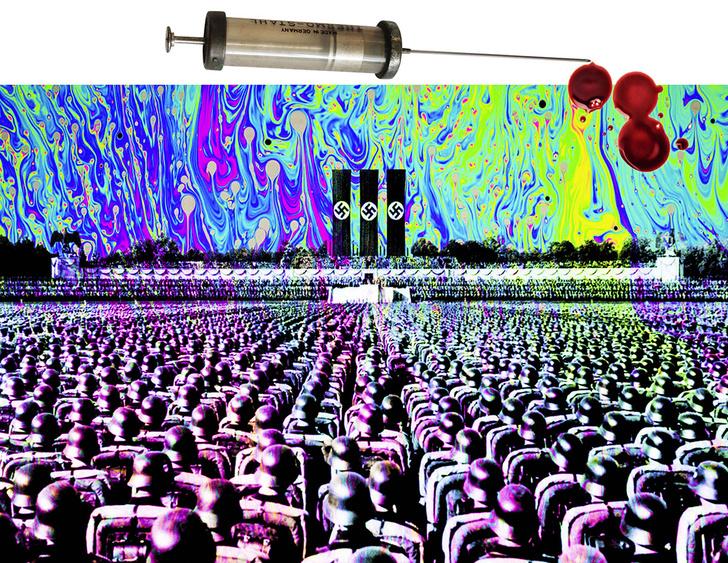 Фото №1 - Майн кайф: как Гитлер наркотиками злоупотреблял