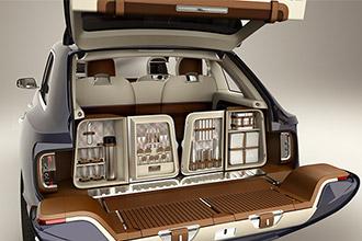 Фото №4 - Автомобиль месяца: Bentley EXP 9 F. Верх комфорта, роскоши, интеллекта и цинизма