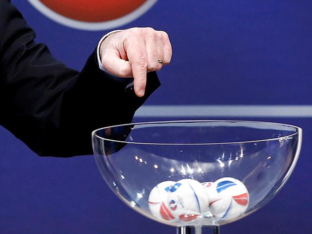 Фото №1 - Россия на Евро сыграет с Украиной и Турцией?