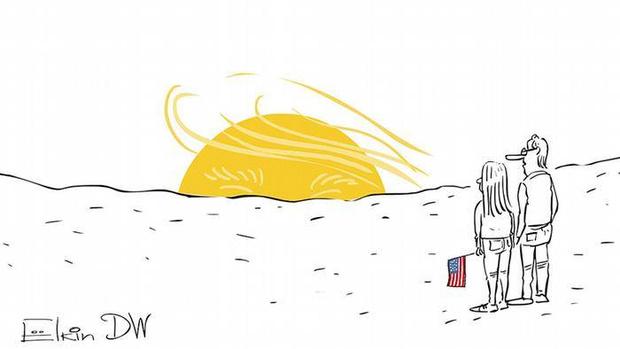 Фото №9 - Лучшие шутки об избрании Дональда Трампа президентом США