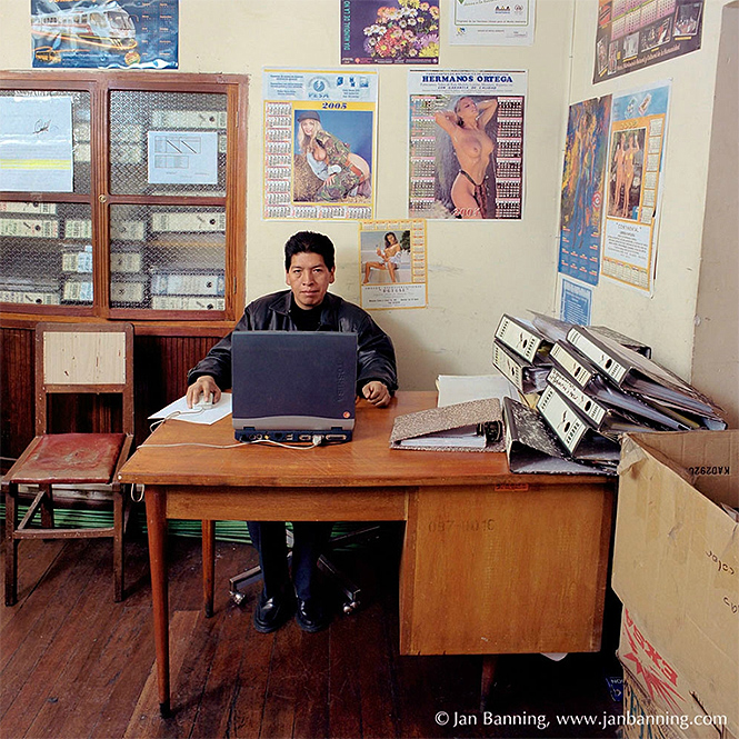 Фото №9 - Как выглядят кабинеты чиновников и служащих в разных странах