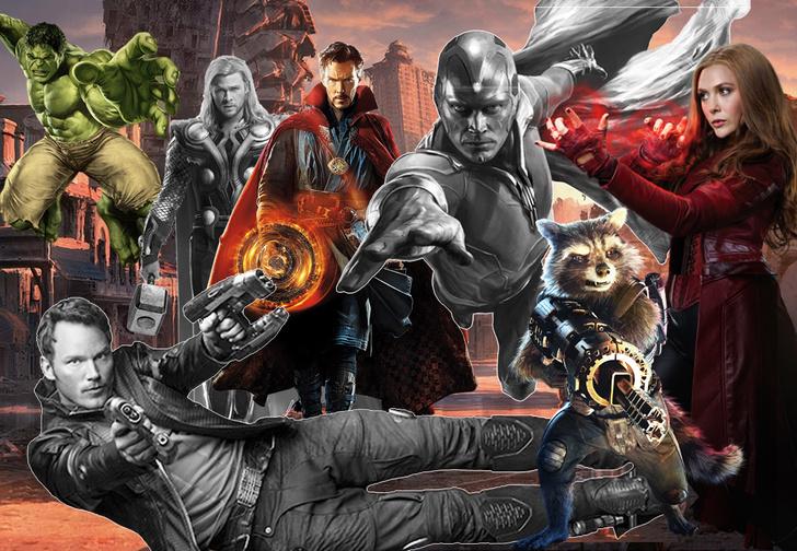 Фото №1 - В новых постерах к «Мстителям» спрятали спойлеры о выживших и не выживших героях