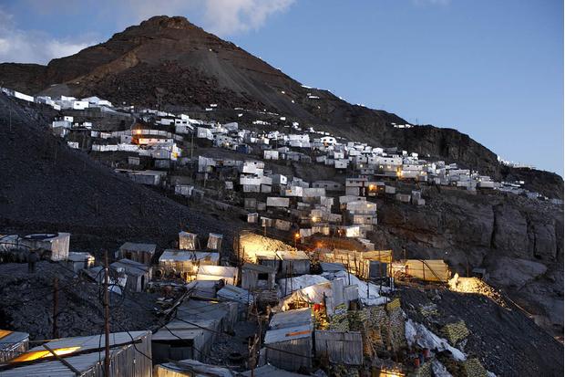 Фото №4 - 10 самых труднодоступных городов Земли