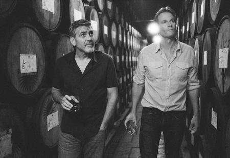 Джордж Клуни вчера заработал миллиард долларов. Без всякого кино