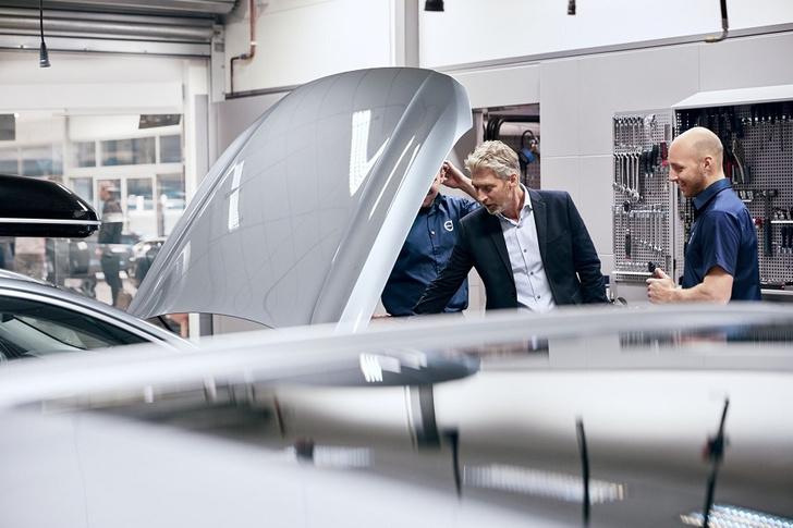Фото №1 - Volvo Car Russia переходит на новый уровень заботы о клиентах