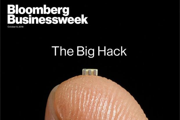 Фото №1 - Издание Bloomberg заявило, что почти во всех серверах крупных корпораций установлен китайский шпионский чип