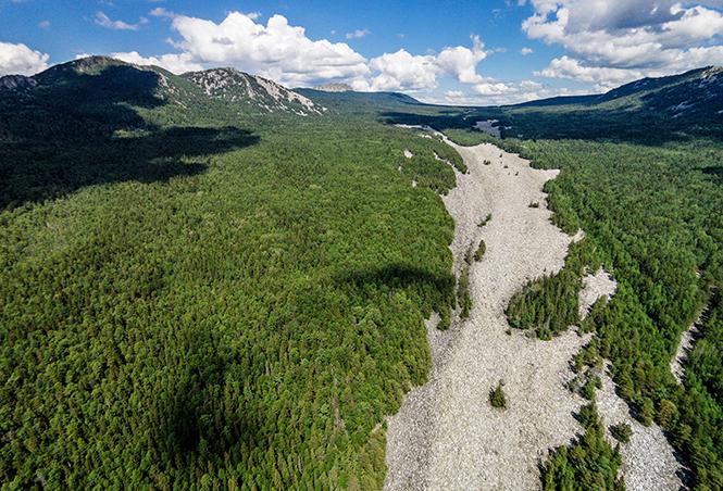 Фото №2 - Осмотр на месте: Большая Каменная река (Таганай, Россия)