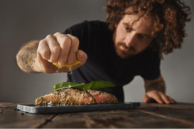 15 пищевых продуктов, которые могут остановить облысение