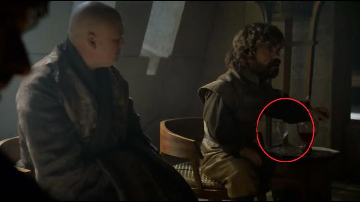 Фото №8 - Самые идиотские киноляпы в шестом сезоне «Игры престолов»