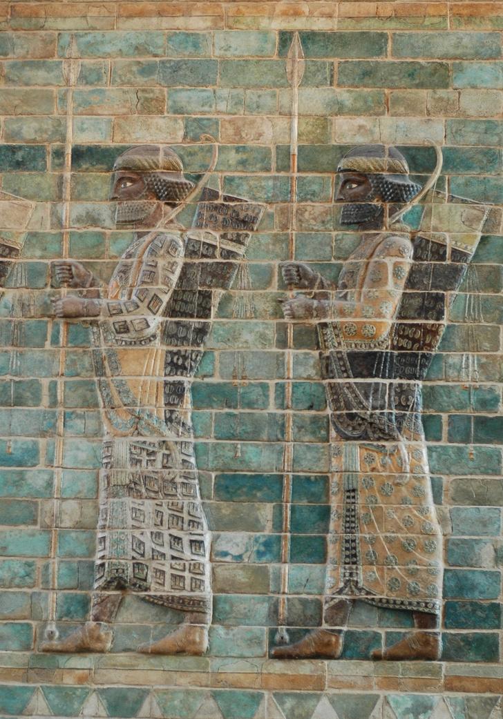 Фото №3 - 300 спартанцев, персидские «бессмертные» и другой спецназ древности