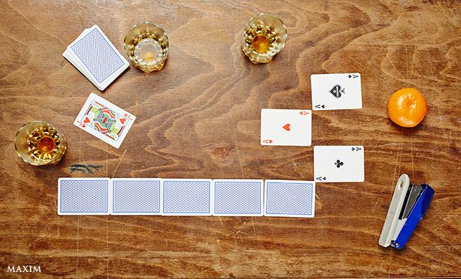Алкогольная игра Лошадиные бега