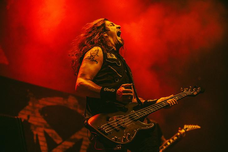 Фото №22 - Как разверзался ад на концерте трэш-металлистов Slayer и Anthrax