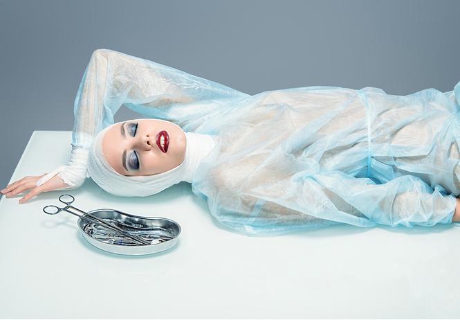 Что россиянки хотят изменить в своей внешности с помощью хирурга (результаты опроса)