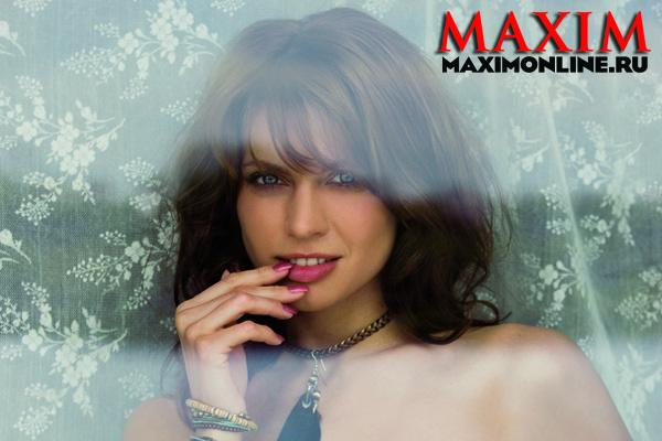 Алевтина Беляева для Maxim
