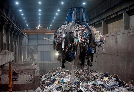 Шведы собираются закупать у России мусор