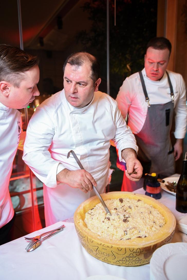 Фото №2 - Из тележурналистики в ресторанный бизнес: ресторан TARTUFO Александра Любимова