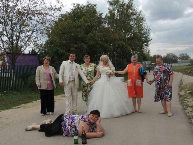 Фото №1 - 7 новых устрашающих конкурсов для свадеб