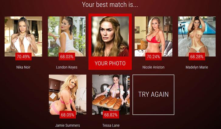 Фото №3 - Сайт, который ищет порноактрис, похожих на твоих знакомых!