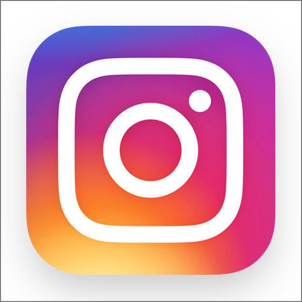 Новая иконка Инстаграма