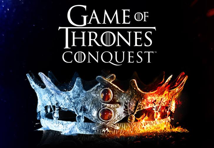 Фото №1 - «Игру престолов» превратили в игру для смартфонов