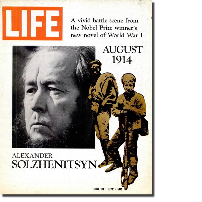 Фото №38 - Самые выдающиеся обложки в истории журнала Life
