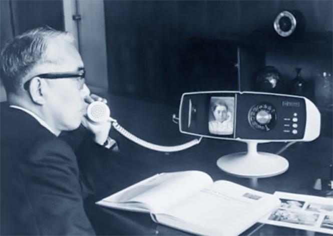 Фото №1 - История видеотелефона в 28 фотографиях: наивные мечты и реальные прототипы