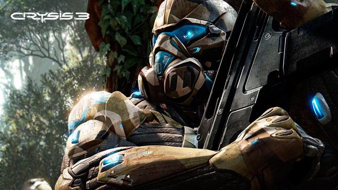 Фото №1 - Crysis 3 – ждать осталось недолго!
