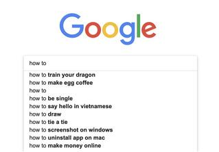 Самые искомые «как» в Интернете