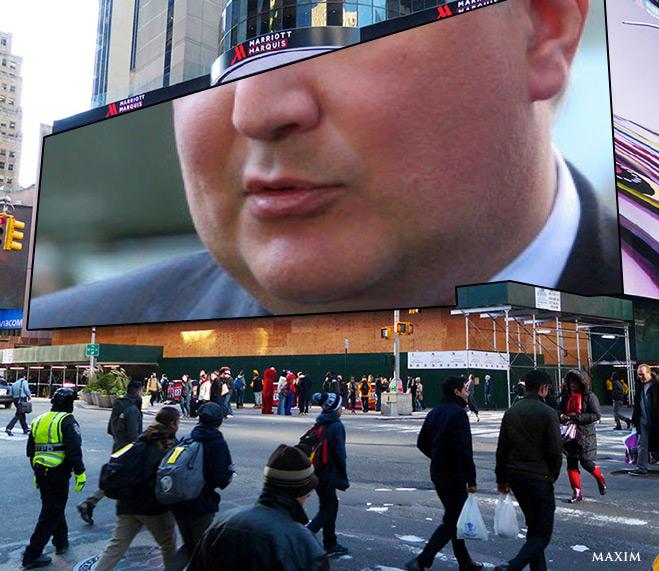 Рогозин перестанет помещаться в телевизор