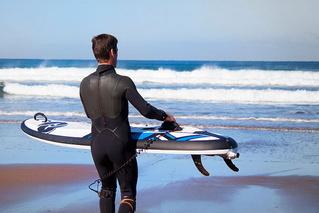 Электродоска для серфинга и другие мужские гаджеты месяца