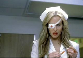 Медсестра нарисовала пациенту записку-ребус: смысл послания уточняется