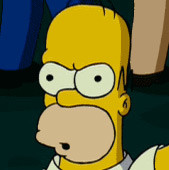 Гомер возмущен
