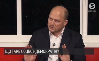 Кандидат в президенты Украины принял программу партии Гитлера за свою (видео)