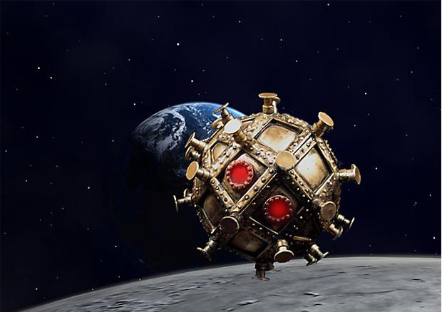 Фото №3 - 15 самых причудливых космических кораблей в кино