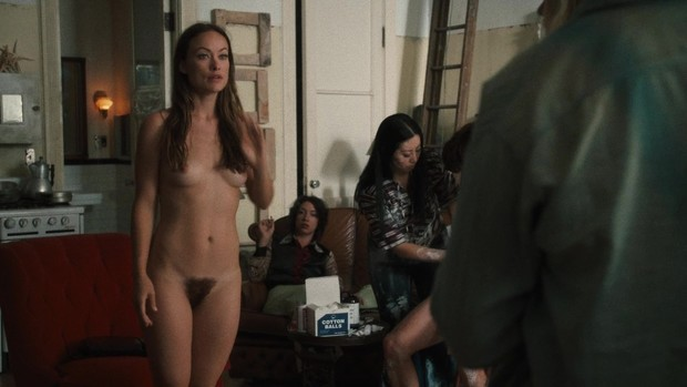 Фото №13 - Скромная Оливия Уайлд полностью обнажилась в сериале «Винил»