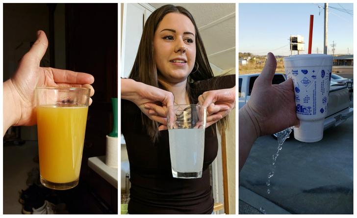 Фото №1 - 24 нелепых способа держать стакан