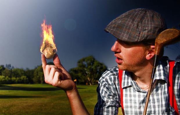 Фото №2 - Капитан трюк: огненные шары