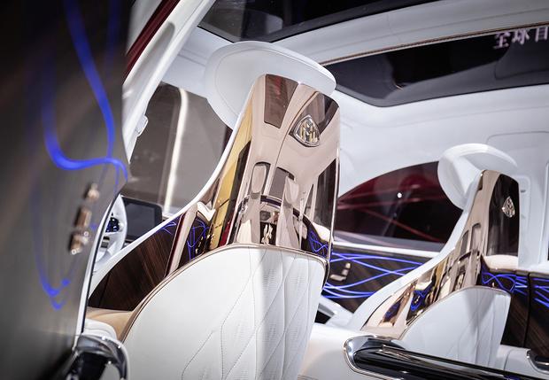 Фото №2 - Vision Mercedes-Maybach Ultimate Luxury — внедорожник для шейхов