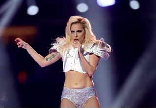 Леди Гага отнесла трудовую книжку в Лас-Вегас!