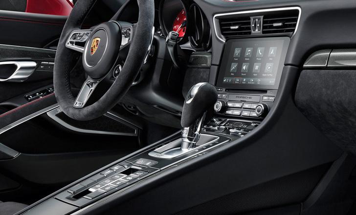 Фото №6 - Что значит надпись GTS на Porsche 911?