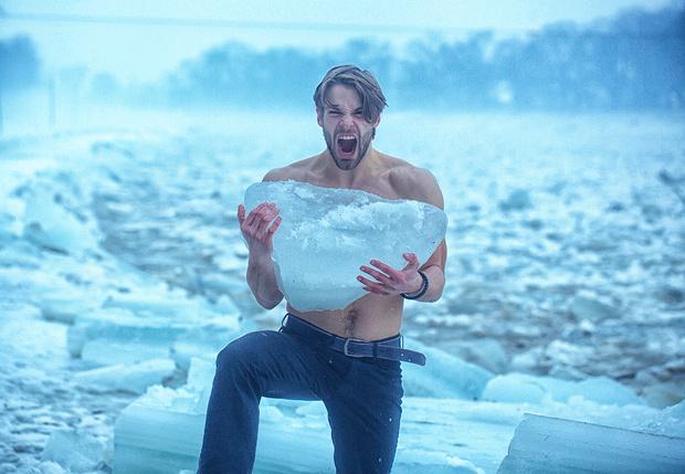 Фото №1 - Как одеваться зимой по-летнему