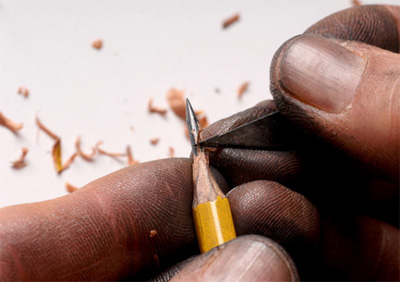 Фото №18 - Искусство на кончике карандаша
