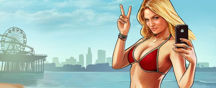 Фото №1 - Лучшие образцы циничной рекламы в GTA V