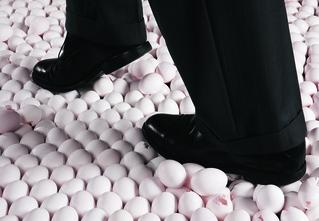 Капитан Трюк: как ходить по сырым яйцам так, чтобы они остались целы
